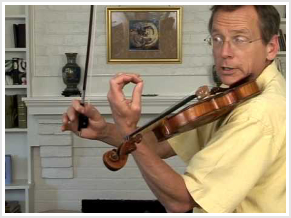 Distinguished Violinist Clayton Haslop Acquires a Violin Crafted by Eric Benning
