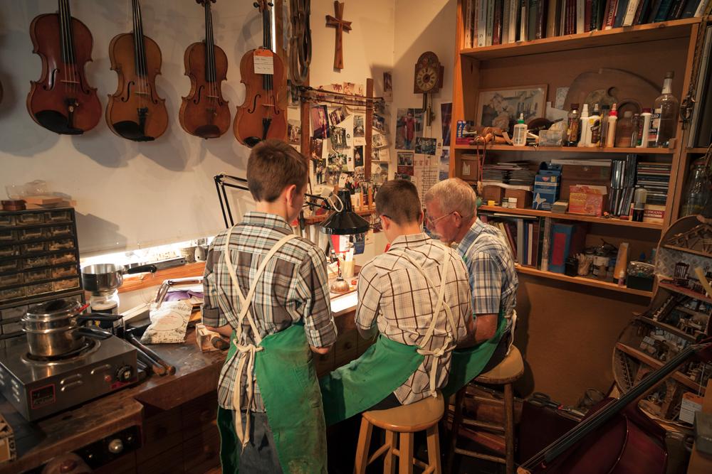 Benning Violins – Violin Shop – Violins, Violas, Cellos – Violin
