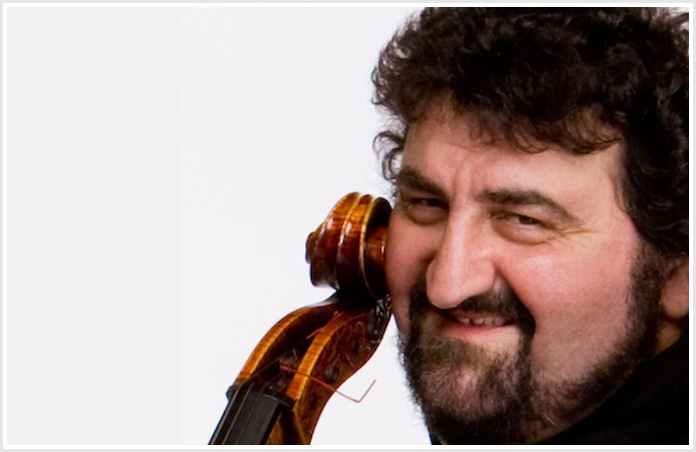 Cellist Armen Ksadjikian to Perform with California String Quartet