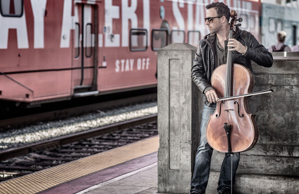 Jazz Cellist Jacob Szekely Becomes Latest Benning Cello Owner