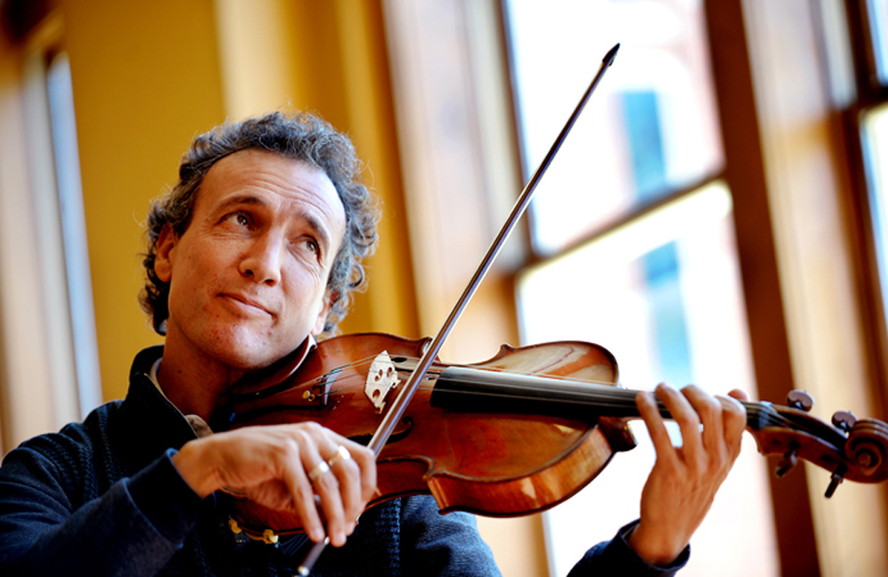 Renowned Violist, Paul Coletti, Becomes the Latest Benning Viola Owner