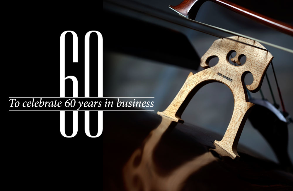 Renowned Los Angeles Violinmaker, Benning Violins, Celebrates 60th Anniversary with Open House
