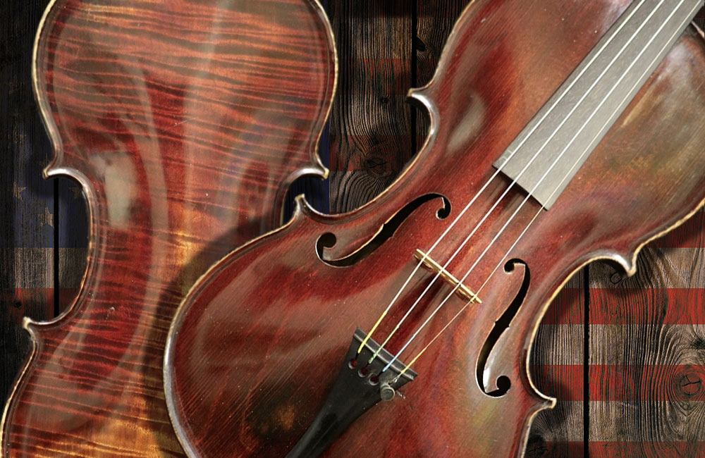 Benning Violins Offers Historic Antique American-made Violin for Sale