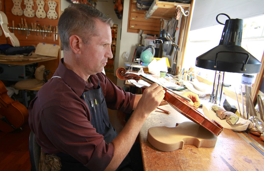 "How to Keep Your Violin ""Tuned Up"" and Playable"