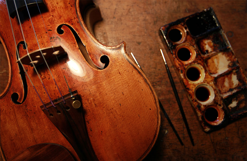 Is Varnish Important to a Violin's Sound?