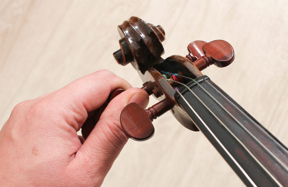 Standard Tunings for Violins, Violas and Cellos