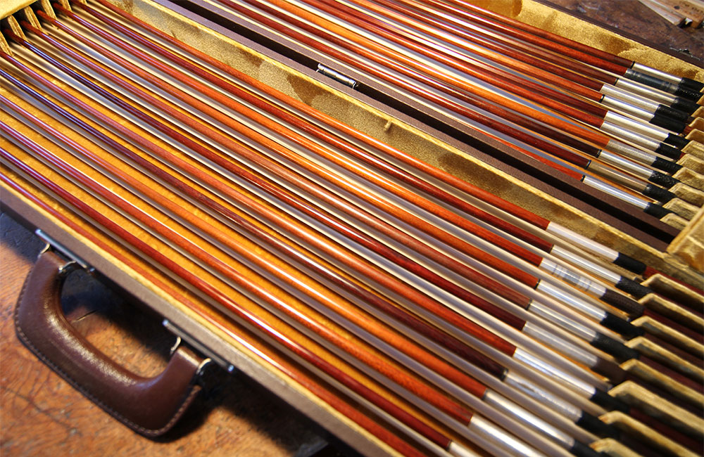 Types of Stringed Instrument Bows