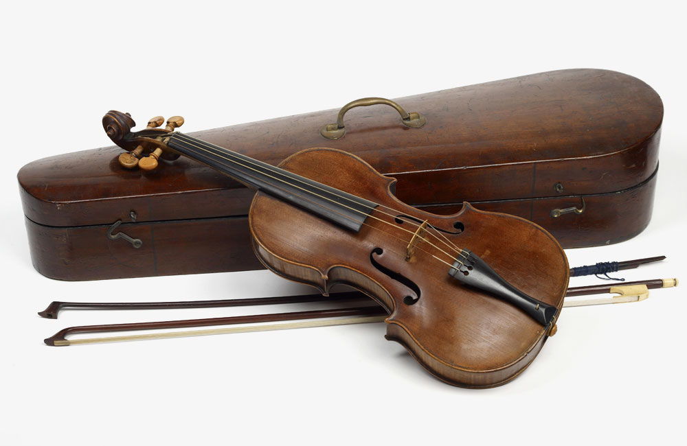 "What Do You Do if You ""Find a Strad""?"