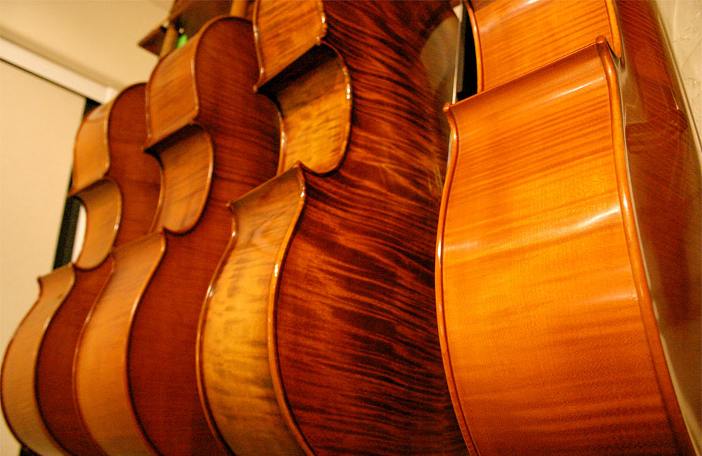 Eric Benning-Crafted Cello Available at Beare Violins in New York City