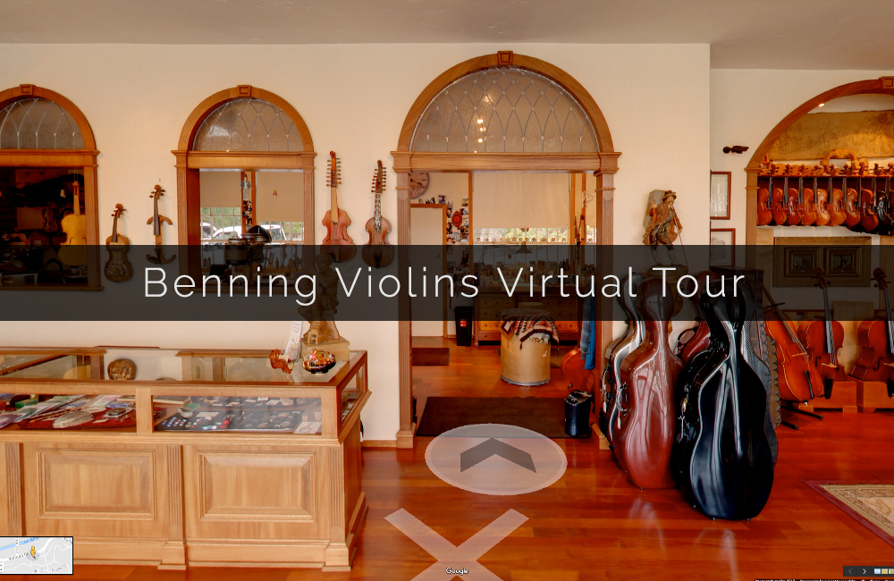 Benning Violins Virtual Tour