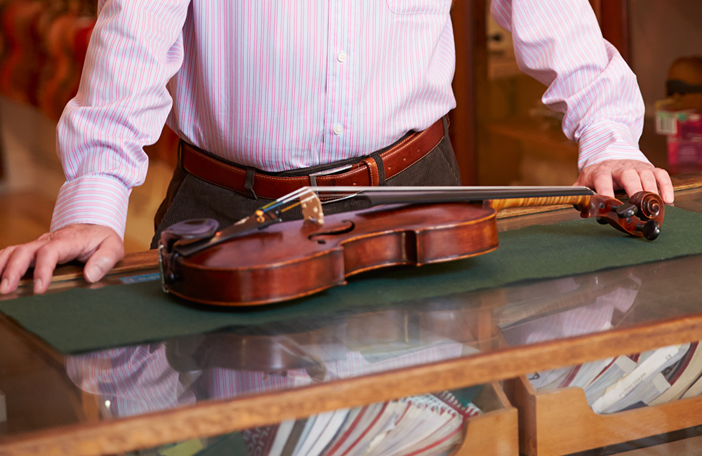 Consigning Your Violin What To Know