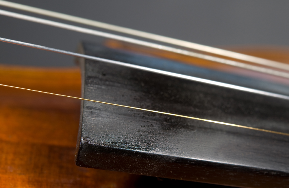 Materials for Making Violin Strings