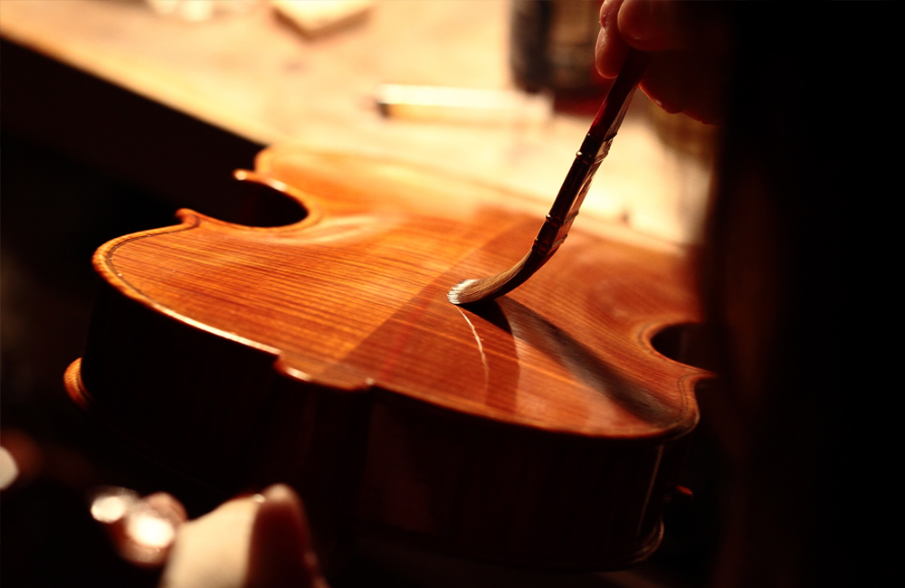 Should You Refinish a Fine Stringed Instrument for Color?
