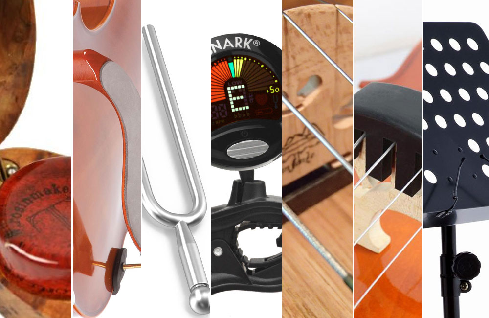 Accessories for the Beginner Violin Player
