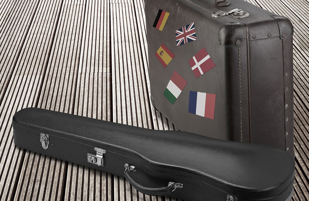 Airline Traveling Tips for String Players