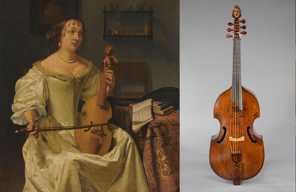 The Lowdown on the Viola da Gamba