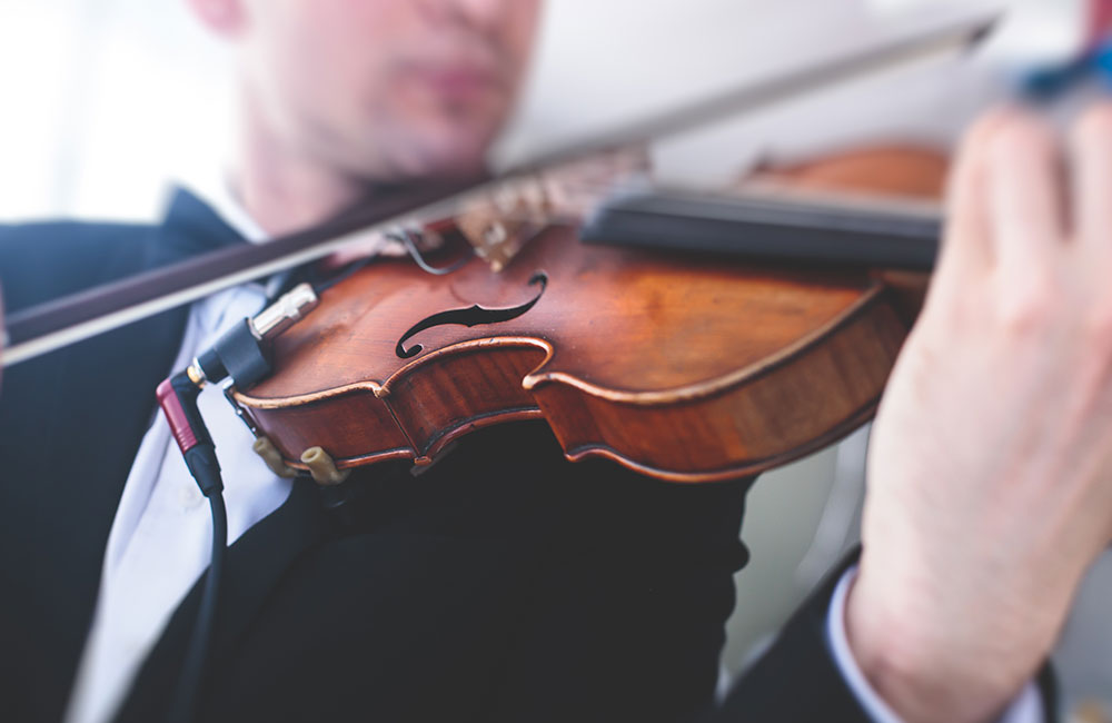 Ways to Electrify an Acoustic Violin