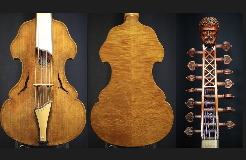 Demystifying the Viola d'amore