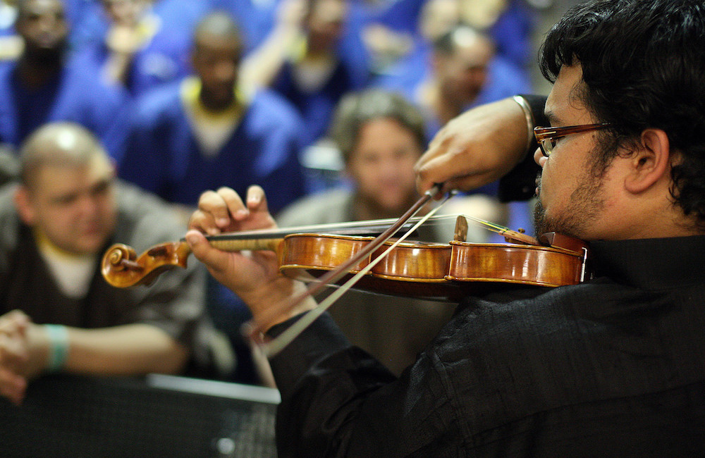 The Street Symphony: Social Justice and Music Making