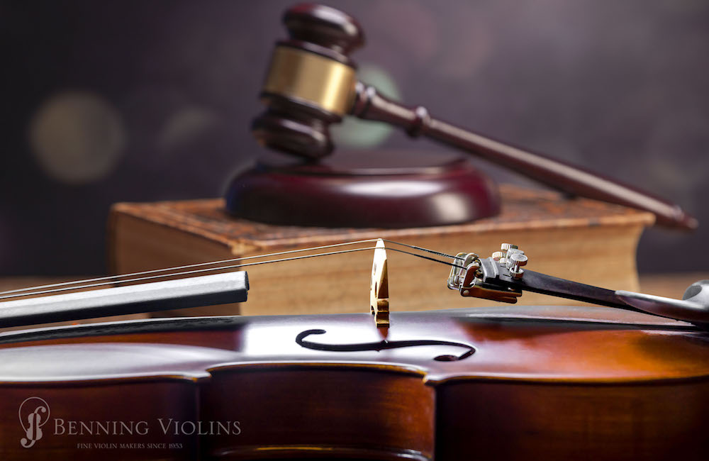 Purchasing a Fine Stringed Instrument at Auction