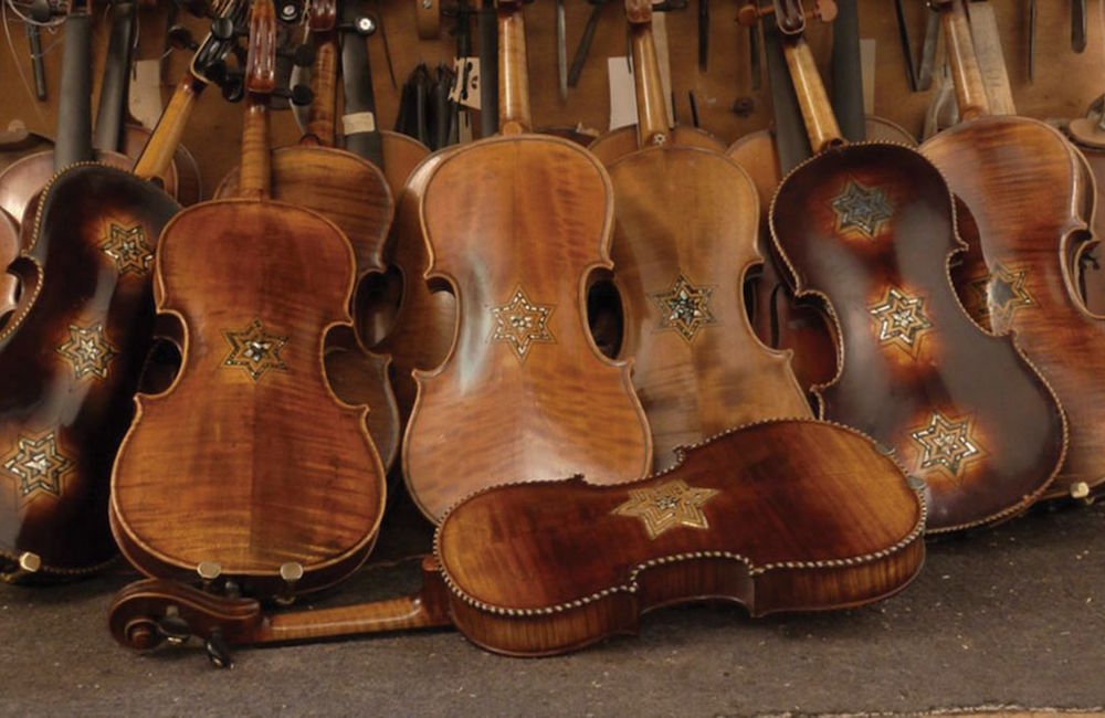 """Violins of Hope"" Immortalize Music of Holocaust Musicians"