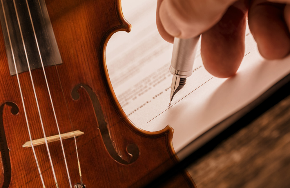 Getting a Fine Instrument Insured: Some Helpful Tips