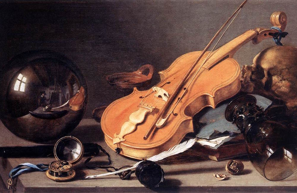 Baroque Musical Instruments vs. Modern Stringed Instruments