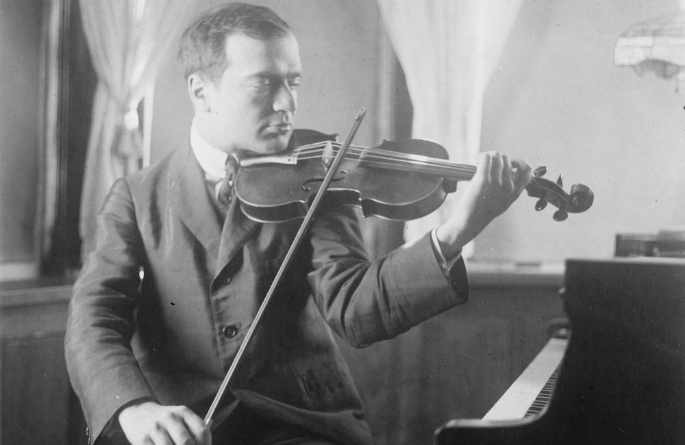 "The History of the Gibson ""ex Huberman"" Stradivarius Violin"