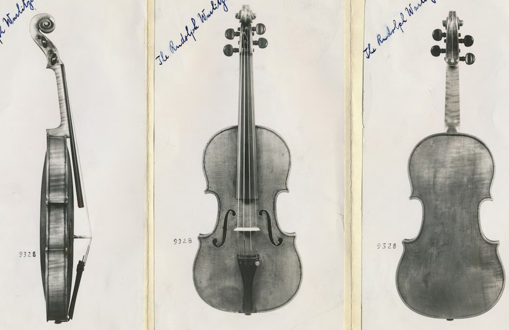 The Famous – or Infamous – Thefts of Stradivarius Violins