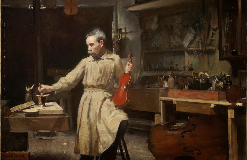 Violinmaking School of Cremona