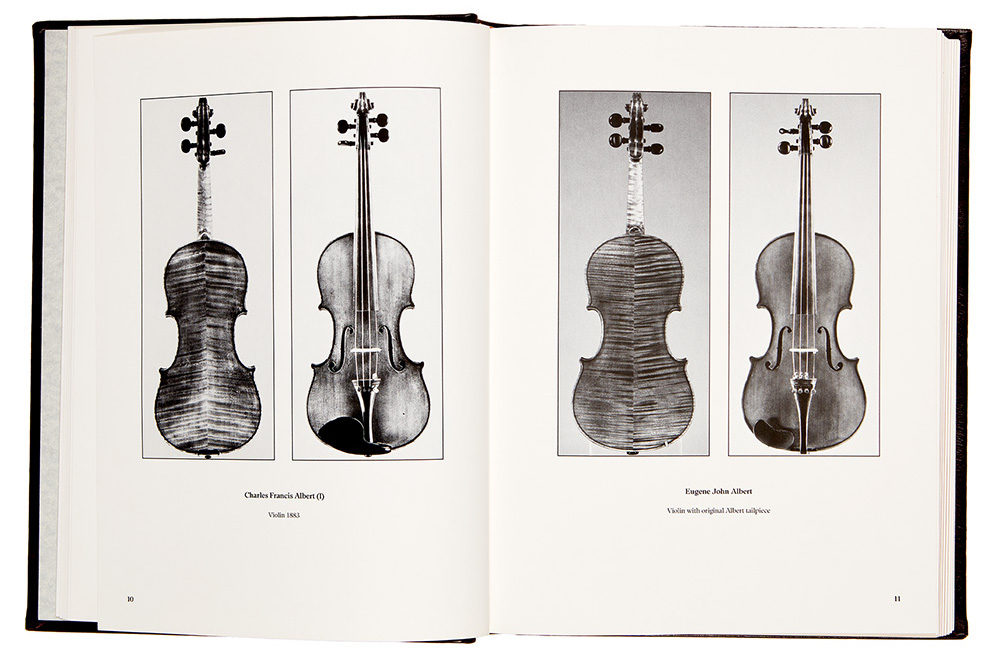 Violin Makers of the United States