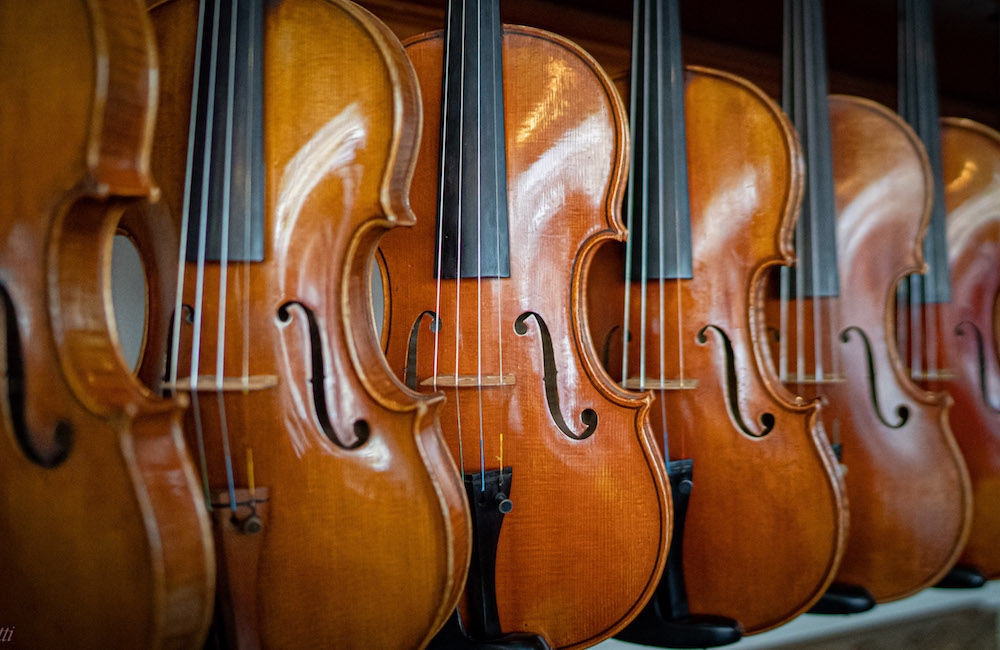 Violinmaking: Why the Age of the Wood Matters