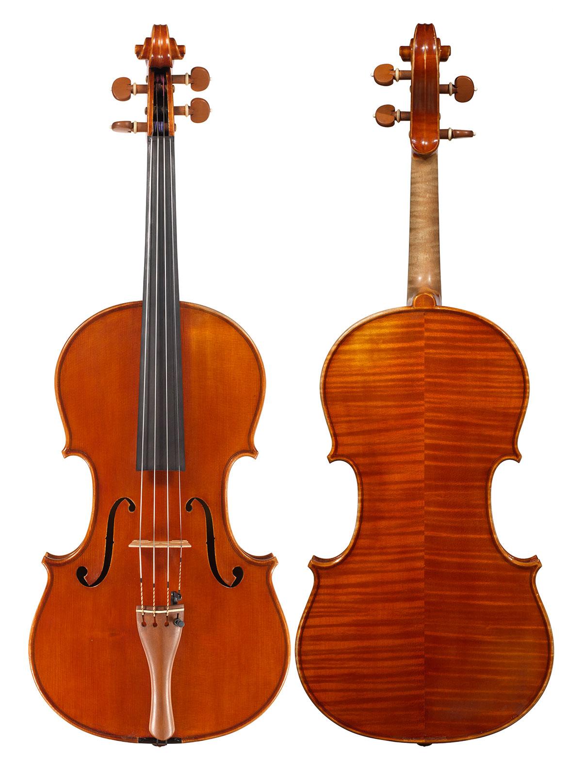 Viola by Pietro Sgarabotto
