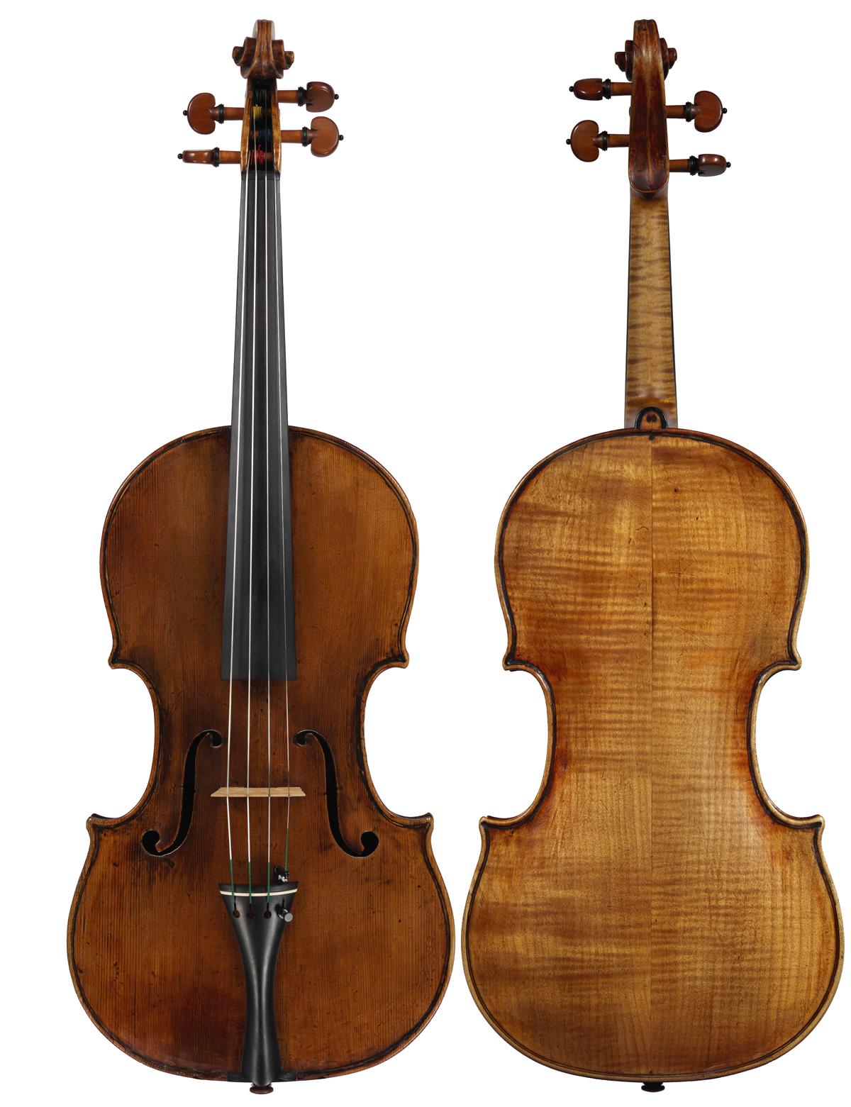 Viola by Gaspare Lorenzini