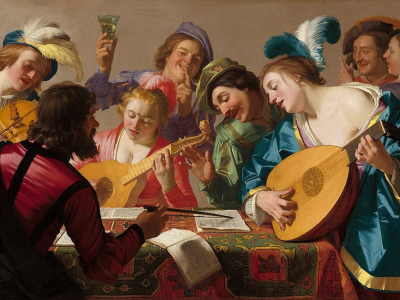 Stringed Instruments of the Renaissance