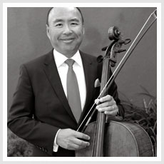 Cellist David Lin