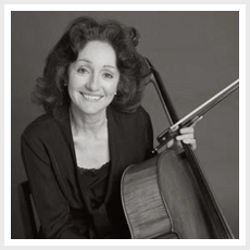 Cellist Debra Fayroian