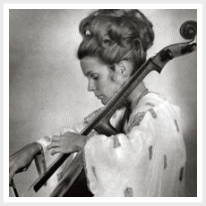 Cellist Gayle Smith