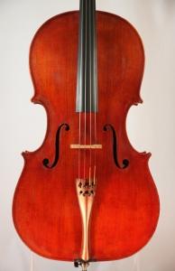 Hans and Nancy Benning | Cello