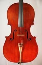 Hans and Nancy Benning   Cello