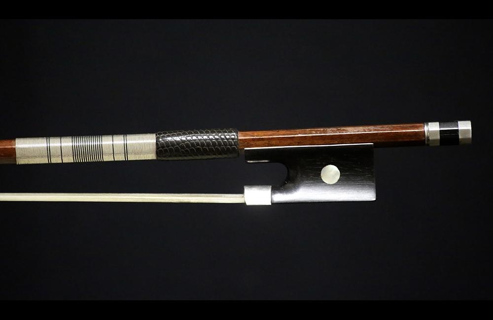 fine violins bows for sale violin bows louis bazin violin bow for sale. Black Bedroom Furniture Sets. Home Design Ideas