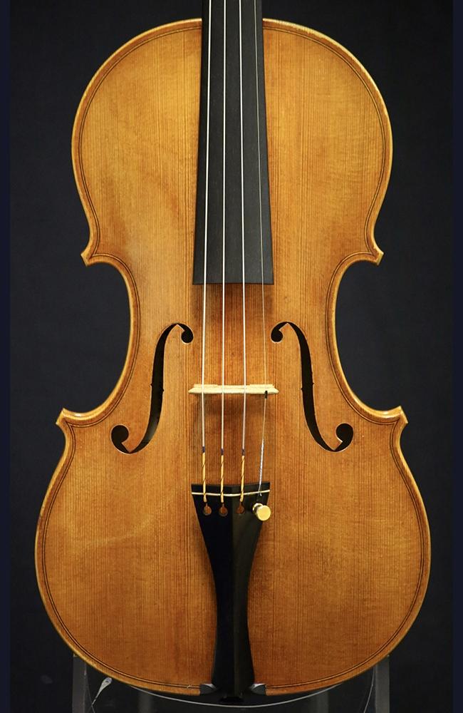 fine violins for sale italian violins 2012 eric benning violin sold. Black Bedroom Furniture Sets. Home Design Ideas