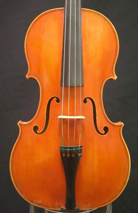 fine violas for sale italian violas carl becker viola sold. Black Bedroom Furniture Sets. Home Design Ideas