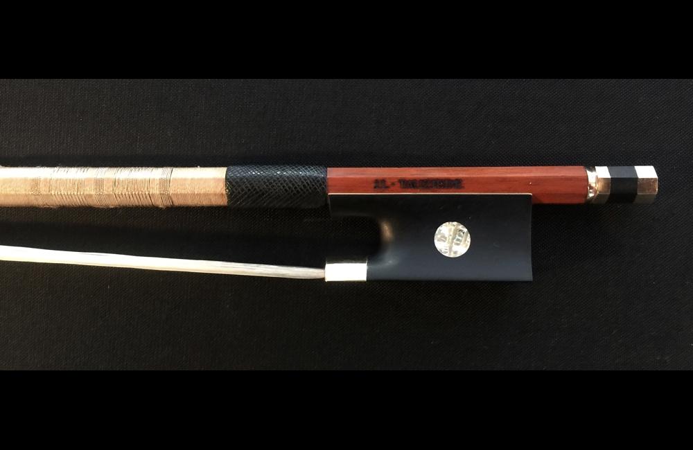 fine violins bows for sale violin bows 2015 jean iuc tauziede violin bow for sale. Black Bedroom Furniture Sets. Home Design Ideas