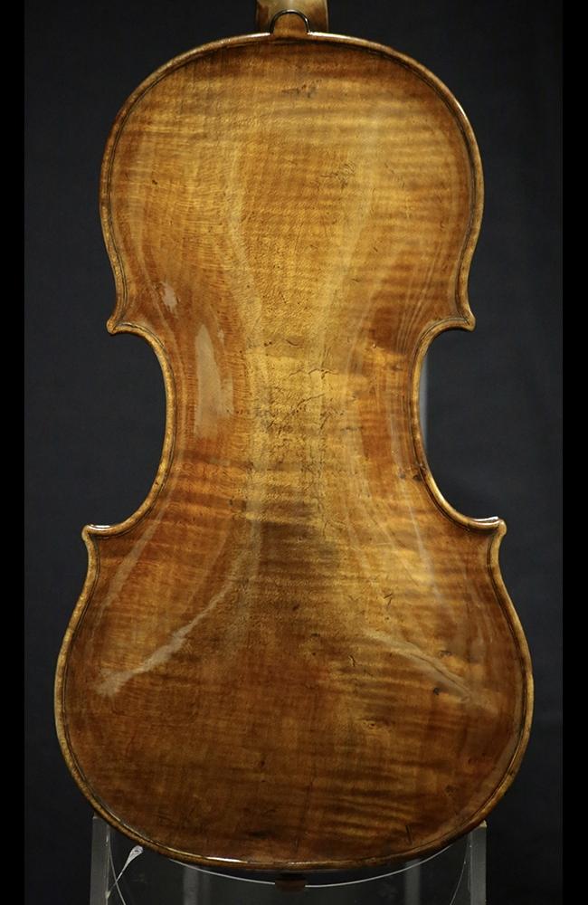 A violin by Alessandro Gagliano, Naples, c. 1700 - Tarisio