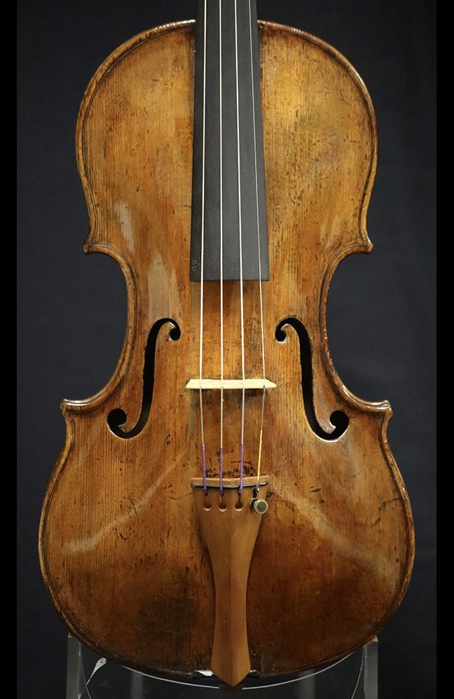 Nicolo Gagliano Violin, Naples 1761 | Martin Swan Violins