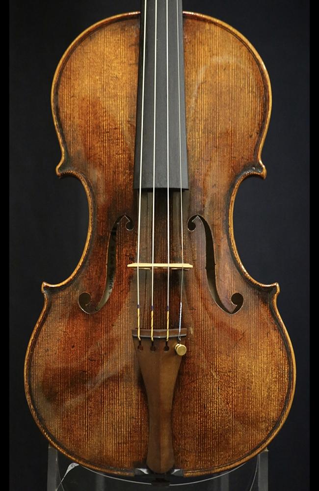 fine violins for sale italian violins eric benning guarneri model violin for sale. Black Bedroom Furniture Sets. Home Design Ideas