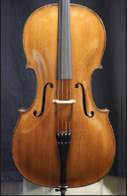 French-Circa-1750-Cello-New