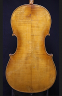 Unknown-Czechoslovakian-Cello-1930-Back