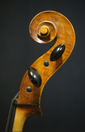 Unknown-Mirecourt-Cello-1870-Scroll